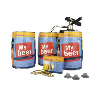 Mini Keg Starter Kit Brewferm With Party Star Deluxe NEW VERSION